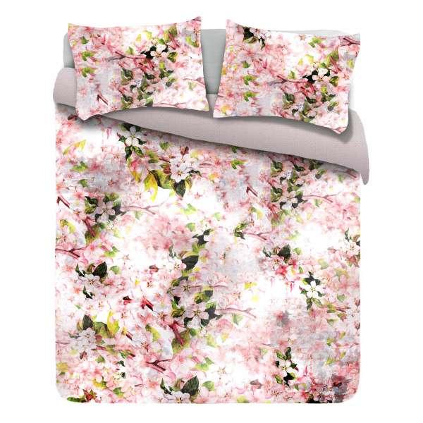 Kayori Baumwoll Satin Bettwäsche Suzu Größe 135x200 cm Farbe multi