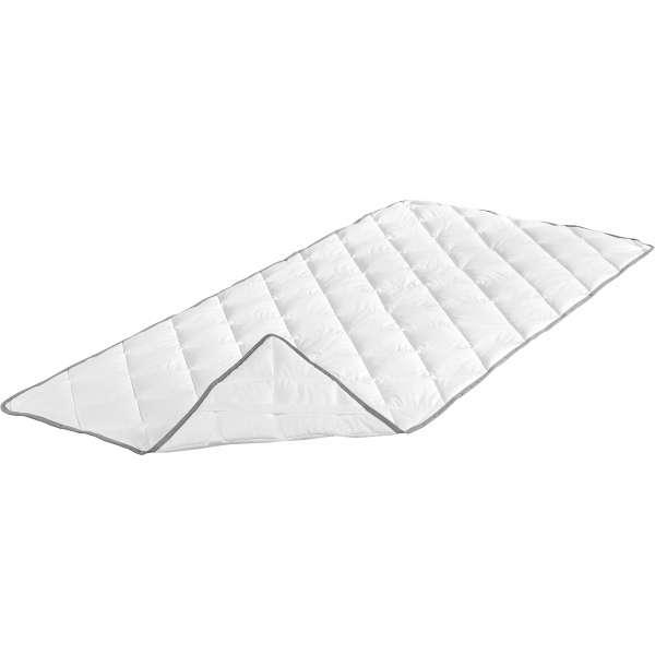 BADENIA Matratzen-Spannauflage Trendline Basic kochfest Größe 140x200 cm