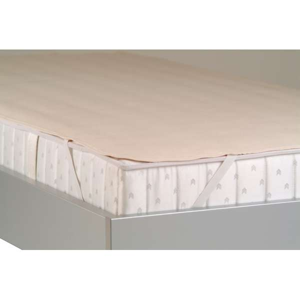 BADENIA kochfeste Matratzenauflage Matratzenschoner ORCHIDEE 100x190 cm