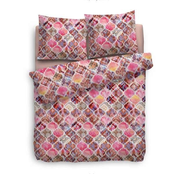 Heckett Lane Pure Cotton Bettwäsche Rachela Größe 135x200 cm rosa