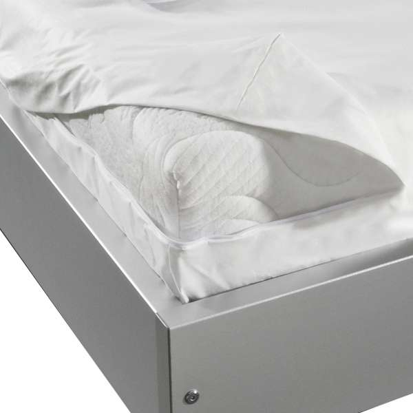 BADENIA Anti-Allergie Allergiker-Schutzbezug Medicase Matratzen-Schutzbezug 90x200x16 cm