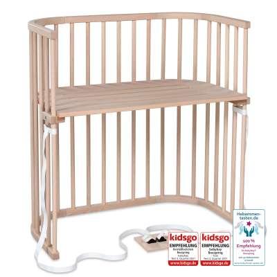 Tobi Babybay babybay Boxspring Beistellbett, natur unbehandelt 000130240000
