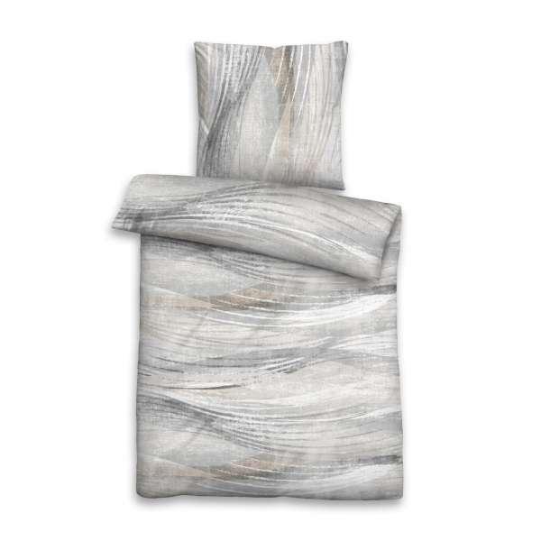 Biberna Biber Bettwäsche, 3626-019, Größe 135x200 cm