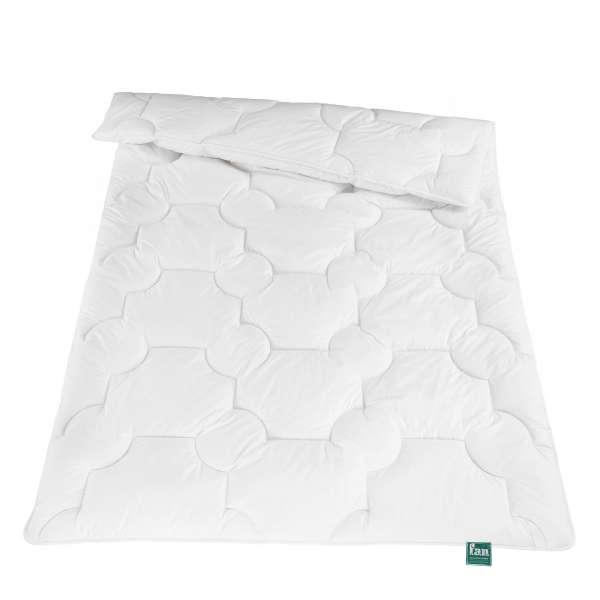 Frankenstolz Vierjahreszeiten-Steppbett Texas Bettdecke Größe 200x200 cm