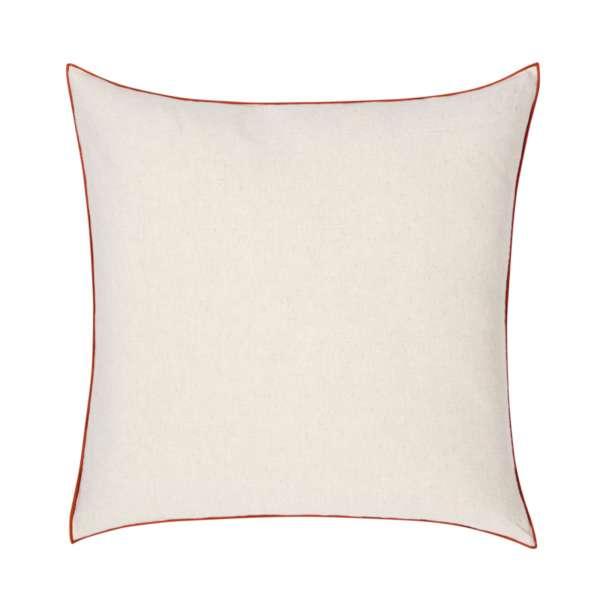 Biederlack Kissen Red Cushion, Größe 50x50 cm mit Füllung