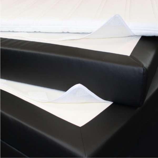 BADENIA rutschfeste Boxspring-Unterlage double-fixx 140x170 cm für Matratzen bis 200x200 cm