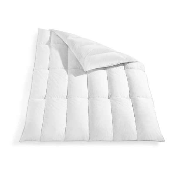 Häussling BodyPerfekt Daunen-Federn Kassettenbett Modern Line warm 135x200 cm Winterdecke