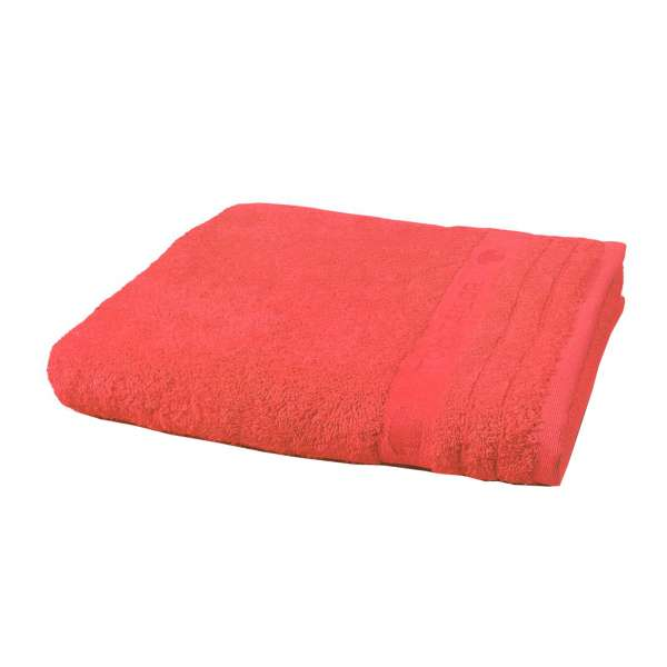 Farbe Coral tom tailor dusch liegetücher uni farbe coral bettenwelt24 de