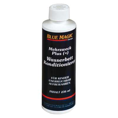 ABBCO Blue Magic Mehrzweck Plus Wasserbetten Konditionierer 236 ml