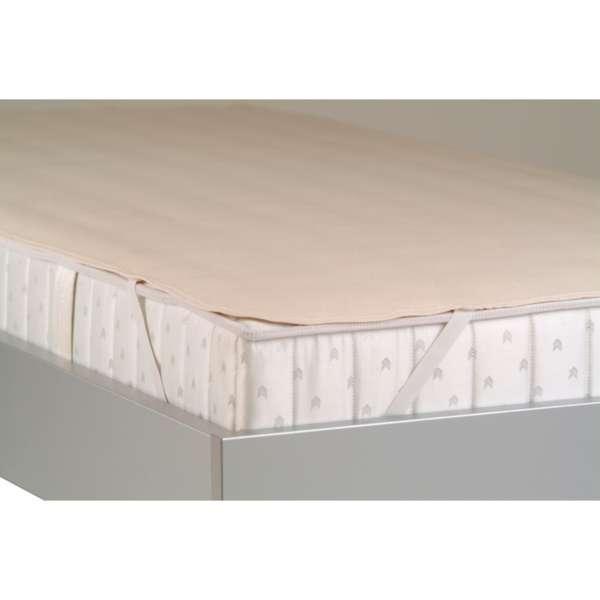 Badenia kochfeste Matratzenauflage Matratzenschoner ORCHIDEE 70x140 cm