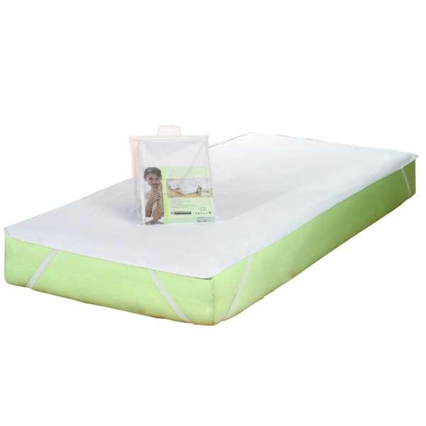 Frankenstolz Matratzen-Schutzauflage Safe Matratzenauflage glatt 200x200 cm
