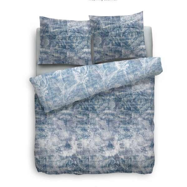 Heckett Lane Velvet Touch Wendebettwäsche Monica 135x200 cm blau