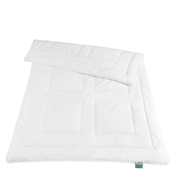 Frankenstolz Ganzjahresdecke African Cotton Steppbett 155x220 cm