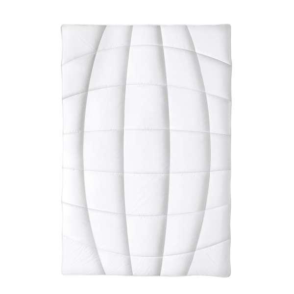 Frankenstolz 4-Jahreszeiten-Steppbett Soft - wärmende und weiche Bettdecke