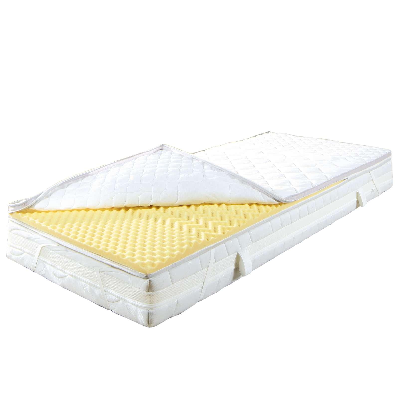 f a n medisan visco soft matratzentopper 160x200 cm. Black Bedroom Furniture Sets. Home Design Ideas
