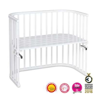 Tobi Babybay babybay Maxi Beistellbett, weiß lackiert 000006350000
