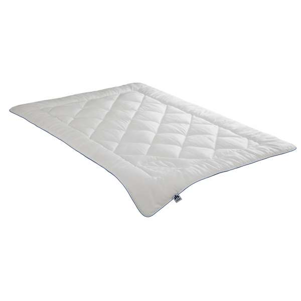 IRISETTE Steppbett Tencel leicht, Größe 200x200 cm, Sommerdecke