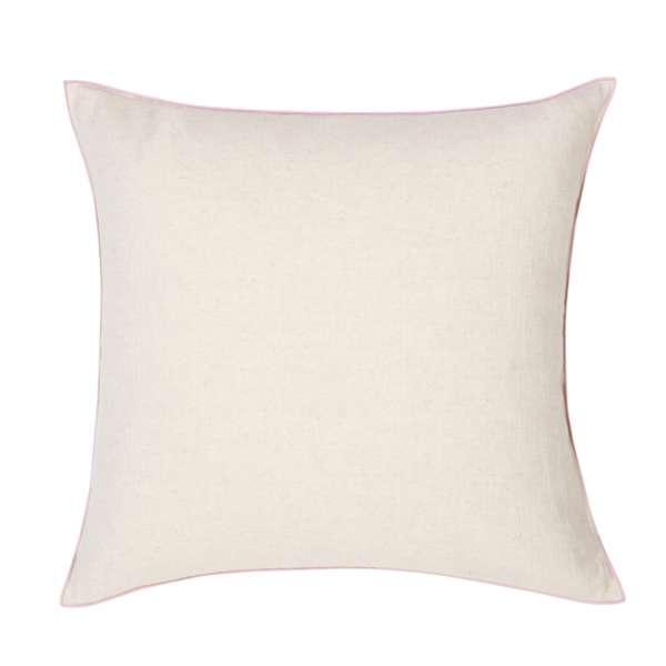 Biederlack Kissen Blush Cushion, Größe 50x50 cm mit Füllung