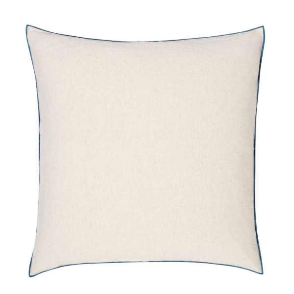 Biederlack Kissen Blue Cushion, Größe 50x50 cm mit Füllung
