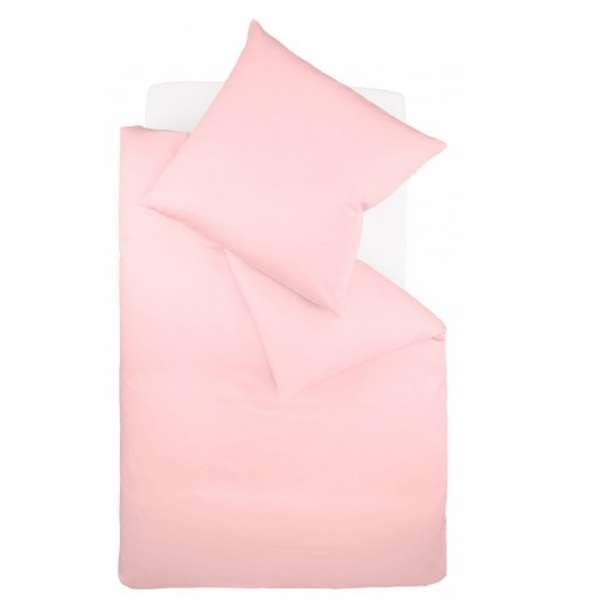 Fleuresse Interlock-Jersey-Bettwäsche colours rose 4040