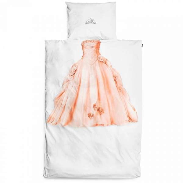 Snurk Bettwäsche Princess Pink 135x200/80x80 cm