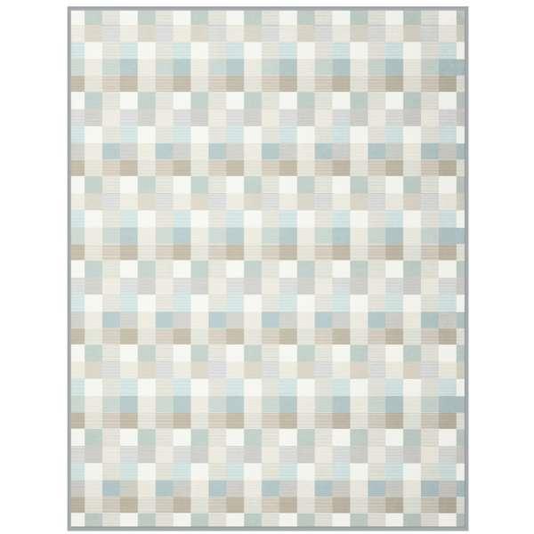 Biederlack Plaidt Soft Impression smooth, Größe 150x200 cm