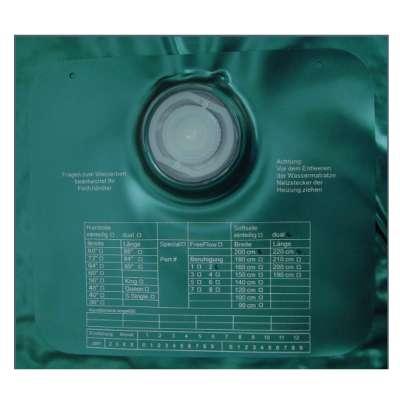 ABBCO Eezy Wassermatratze - Wasserkern Uno Softside F6 000168100000