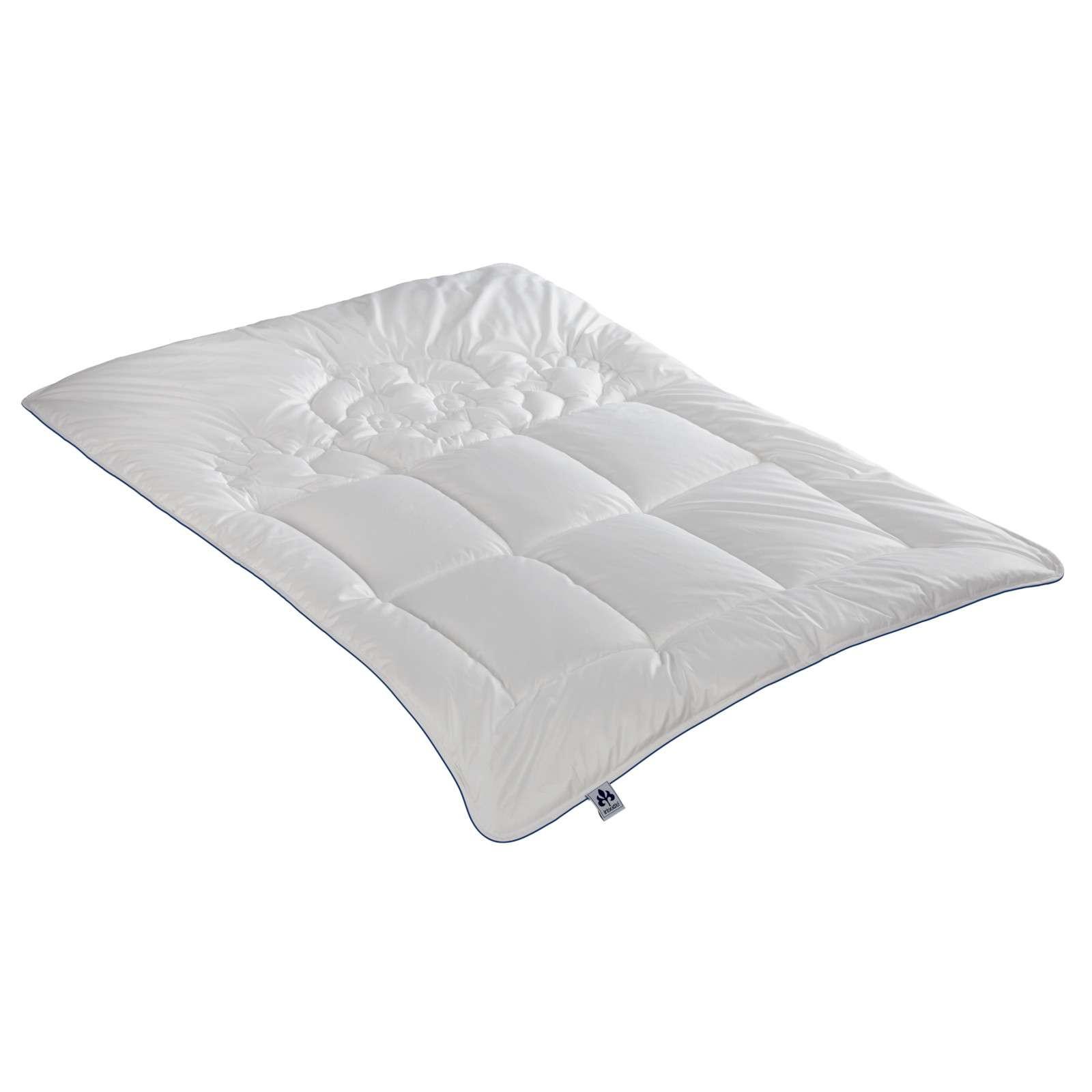 irisette kindersteppbett mono paul und paulinchen 100x135 cm ganzjahresdecke. Black Bedroom Furniture Sets. Home Design Ideas