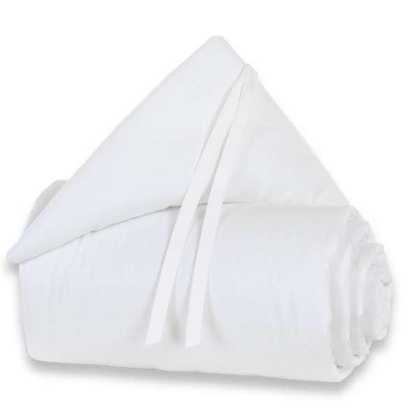babybay Nestchen Organic Cotton für Midi und Mini, weiß