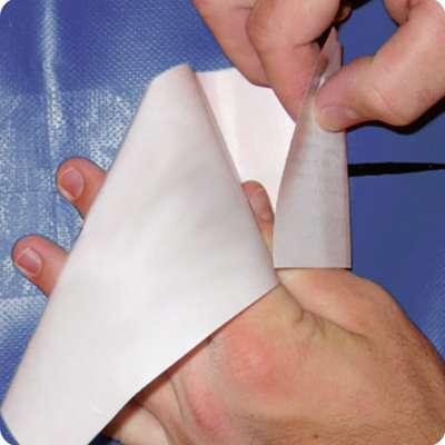 Strickerchemie Stricker Wasserbett Reparaturfolie Fast-Fix 000211840000