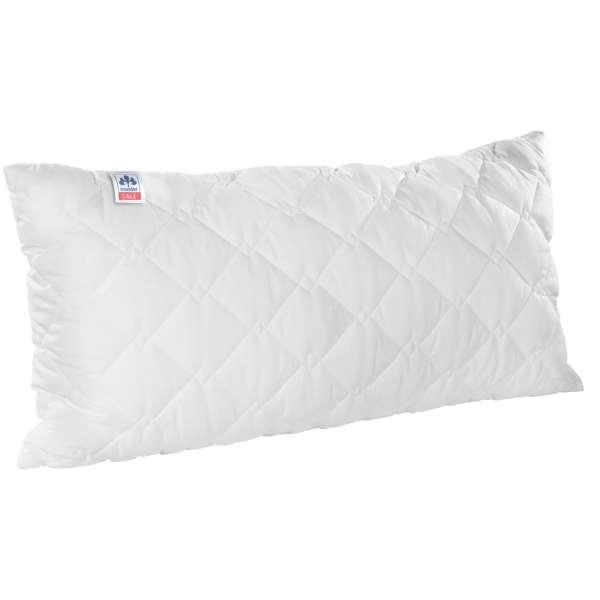 Irisette Hohlfaser Kissen Lotte Größe 80x80 cm Kopfkissen