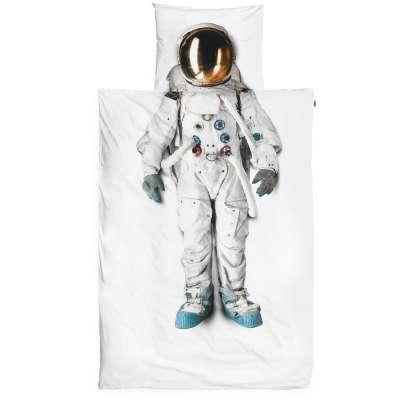 Snurk Bettwäsche Astronaut 135x200/80x80 cm