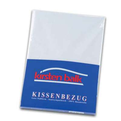 Kirsten Balk Kissenbezug für Keilkissen Farbe 06 sand