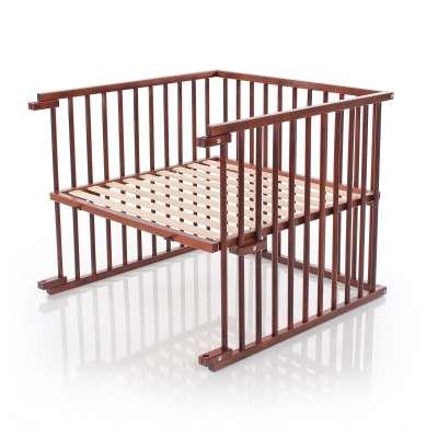 Tobi Babybay babybay Kinderbett-Umbausatz für Maxi, colonial