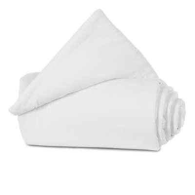 Tobi Babybay babybay Gitterschutz Organic Cotton für Verschlussgitter alle Modelle, weiß