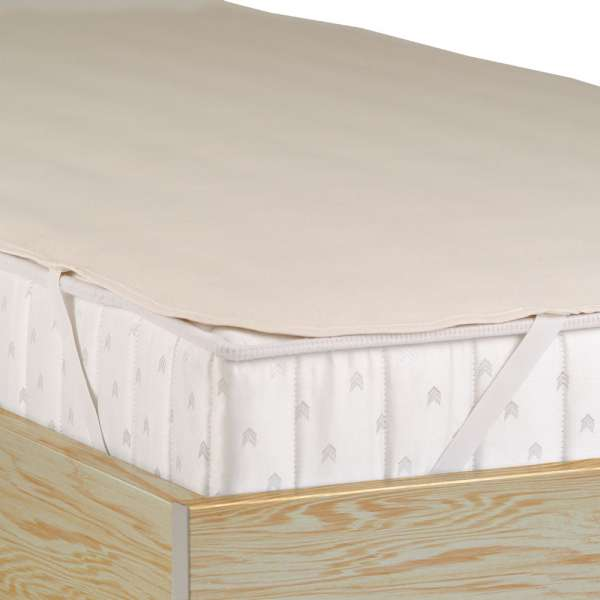 BADENIA Matratzen-Auflage Schutzbezug Clima-Top eco 140x200 cm