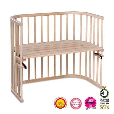 Tobi Babybay babybay Maxi Beistellbett, natur unbehandelt 000006340000