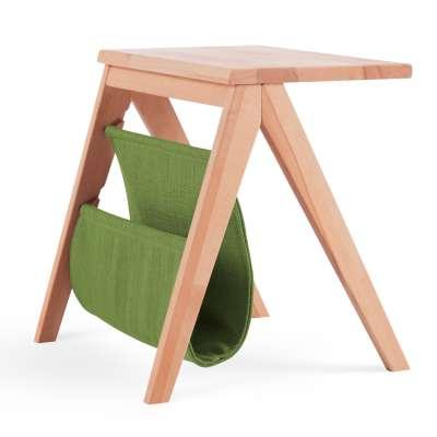 Dico Massivholz Nachttisch Beistelltisch Elaine grün