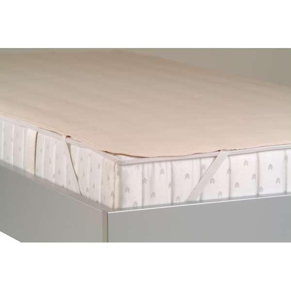 BADENIA kochfeste Matratzenauflage Matratzenschoner ORCHIDEE Größe 140x200 cm