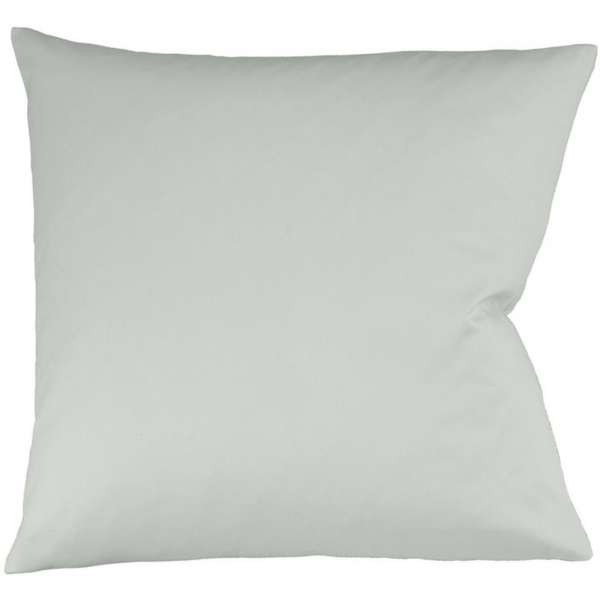 Fleuresse Interlock-Jersey-Kissenbezug uni colours silber 978