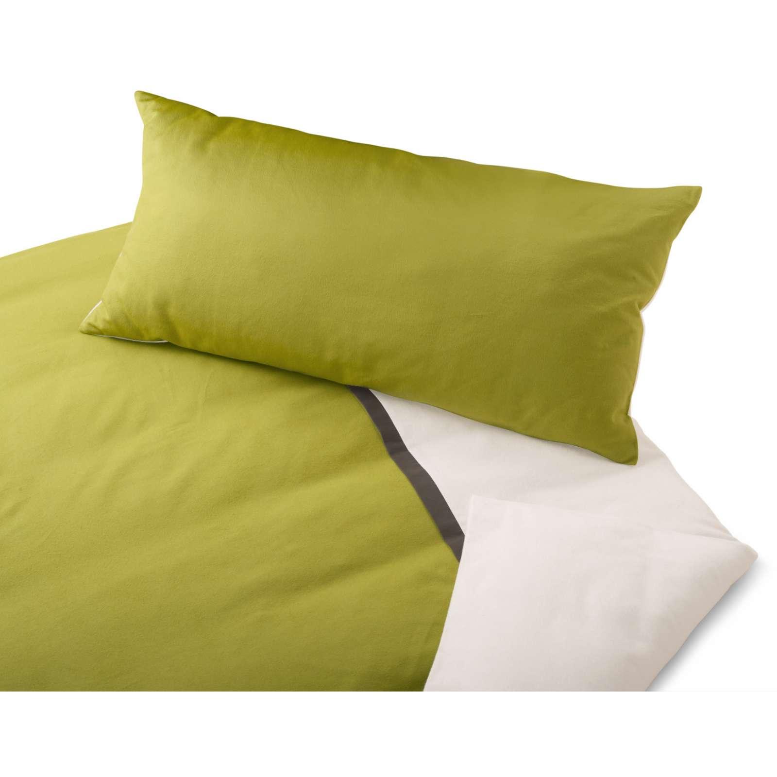 cotonea edelbiber wende bettw sche kba mit zierband. Black Bedroom Furniture Sets. Home Design Ideas