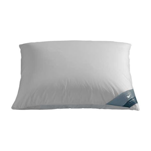 Häussling City Comfort Mehrkammer Entenfeder/Daunenkissen multi sleep 80x80 cm, extra soft