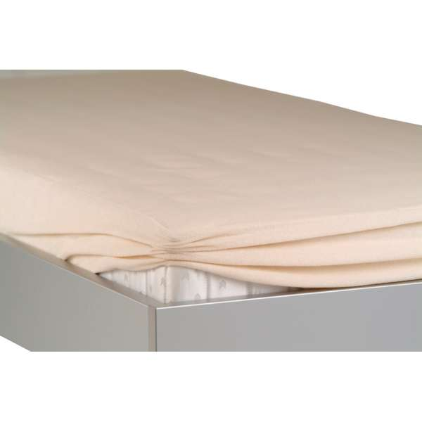 BADENIA Matratzenschutz Matratzen- Spannbezug dream-top 90x220 cm
